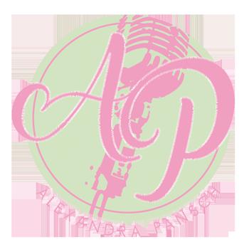 Sängerin Alexandra Pansch